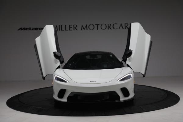 New 2021 McLaren GT Luxe for sale $217,205 at Maserati of Westport in Westport CT 06880 13