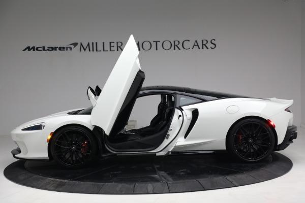 New 2021 McLaren GT Luxe for sale $217,205 at Maserati of Westport in Westport CT 06880 15