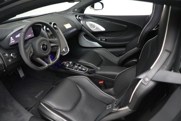 New 2021 McLaren GT Luxe for sale $217,205 at Maserati of Westport in Westport CT 06880 17