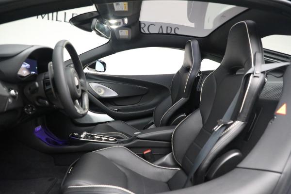 New 2021 McLaren GT Luxe for sale $217,205 at Maserati of Westport in Westport CT 06880 18