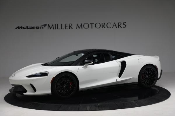 New 2021 McLaren GT Luxe for sale $217,205 at Maserati of Westport in Westport CT 06880 2