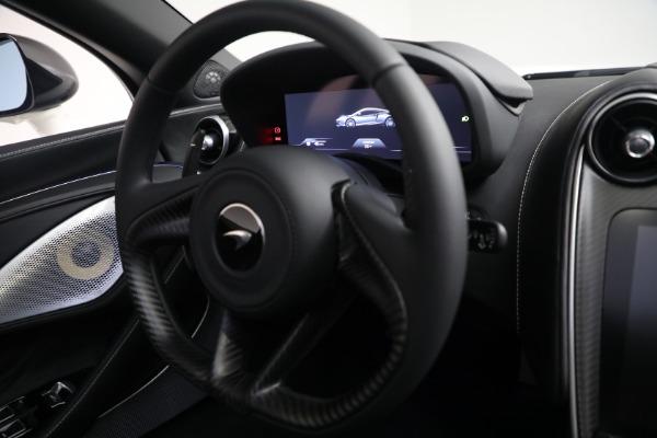 New 2021 McLaren GT Luxe for sale $217,205 at Maserati of Westport in Westport CT 06880 20