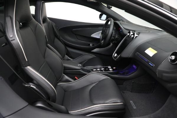 New 2021 McLaren GT Luxe for sale $217,205 at Maserati of Westport in Westport CT 06880 22