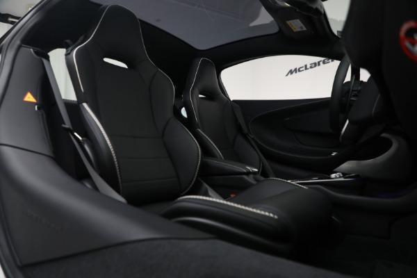 New 2021 McLaren GT Luxe for sale $217,205 at Maserati of Westport in Westport CT 06880 23