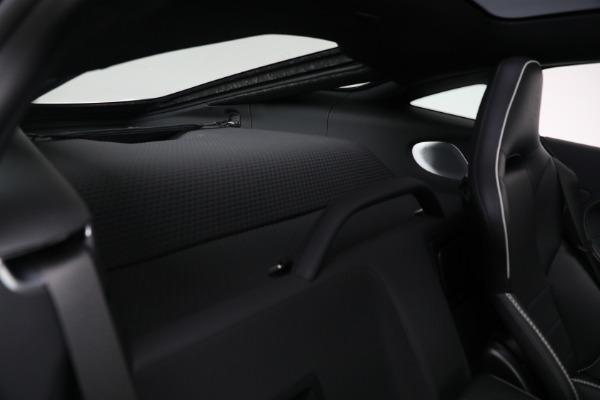New 2021 McLaren GT Luxe for sale $217,205 at Maserati of Westport in Westport CT 06880 24