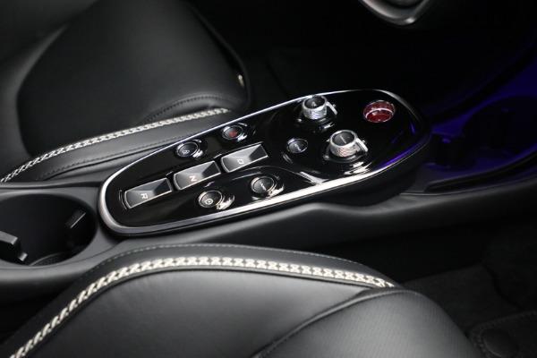 New 2021 McLaren GT Luxe for sale $217,205 at Maserati of Westport in Westport CT 06880 25