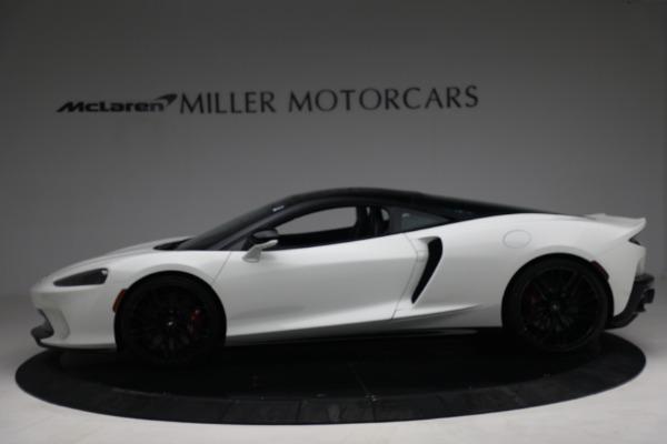 New 2021 McLaren GT Luxe for sale $217,205 at Maserati of Westport in Westport CT 06880 3