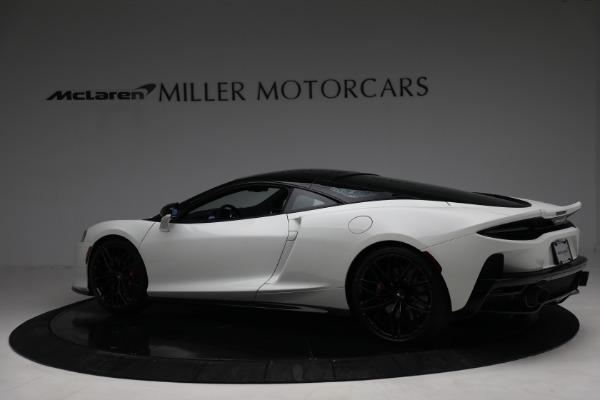New 2021 McLaren GT Luxe for sale $217,205 at Maserati of Westport in Westport CT 06880 4