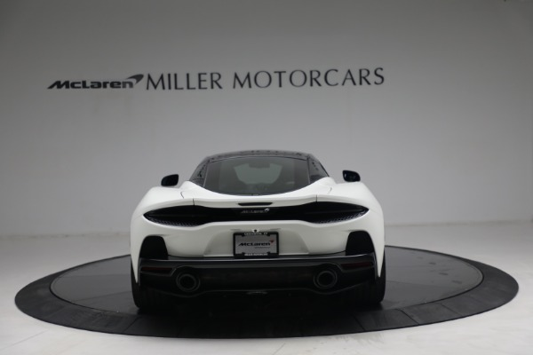 New 2021 McLaren GT Luxe for sale $217,205 at Maserati of Westport in Westport CT 06880 6