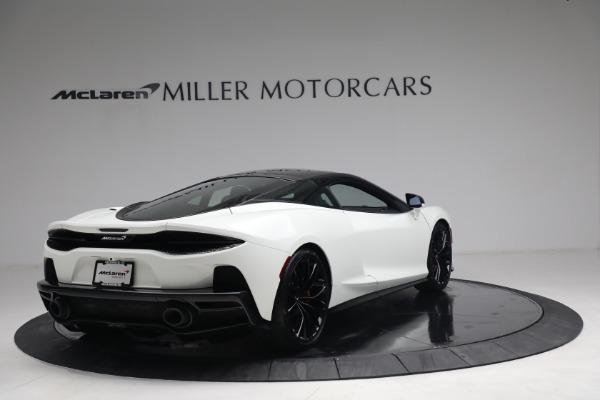 New 2021 McLaren GT Luxe for sale $217,205 at Maserati of Westport in Westport CT 06880 7