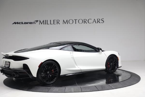 New 2021 McLaren GT Luxe for sale $217,205 at Maserati of Westport in Westport CT 06880 8