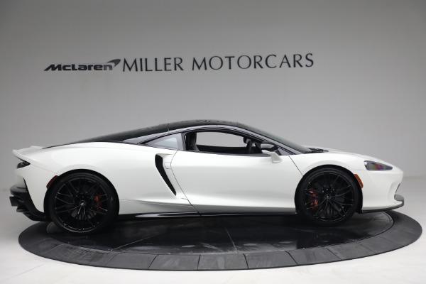 New 2021 McLaren GT Luxe for sale $217,205 at Maserati of Westport in Westport CT 06880 9