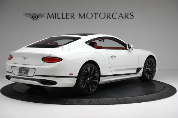 New 2022 Bentley Continental GT Speed for sale Call for price at Maserati of Westport in Westport CT 06880 9