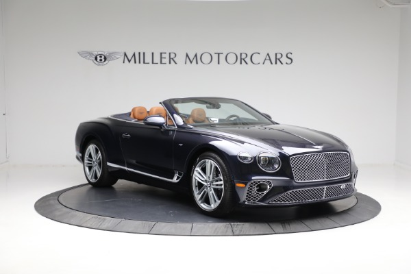 New 2021 Bentley Continental GT V8 for sale Call for price at Maserati of Westport in Westport CT 06880 11