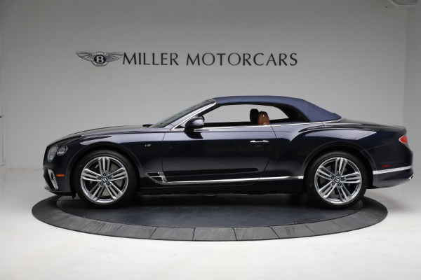 New 2021 Bentley Continental GT V8 for sale Call for price at Maserati of Westport in Westport CT 06880 15
