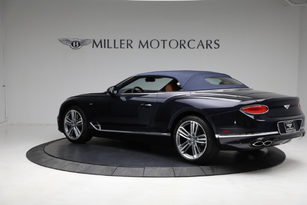 New 2021 Bentley Continental GT V8 for sale Call for price at Maserati of Westport in Westport CT 06880 16