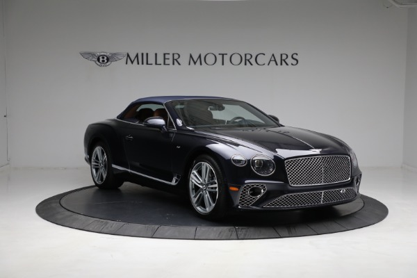 New 2021 Bentley Continental GT V8 for sale Call for price at Maserati of Westport in Westport CT 06880 20