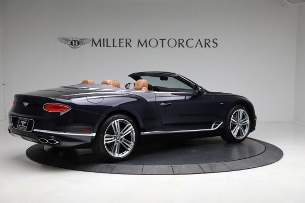New 2021 Bentley Continental GT V8 for sale Call for price at Maserati of Westport in Westport CT 06880 8