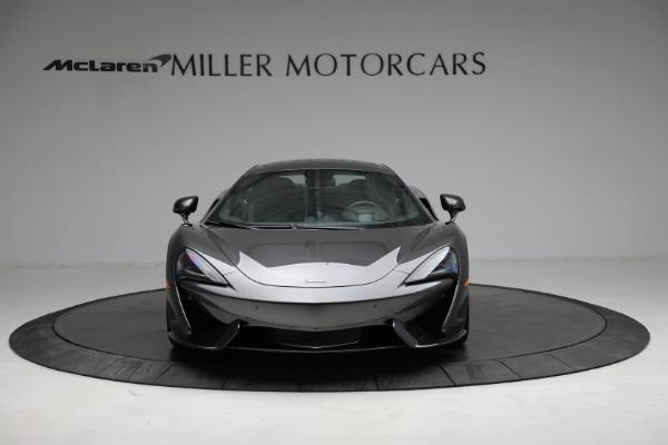 Used 2020 McLaren 570S for sale Call for price at Maserati of Westport in Westport CT 06880 12