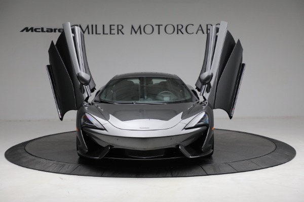 Used 2020 McLaren 570S for sale Call for price at Maserati of Westport in Westport CT 06880 13