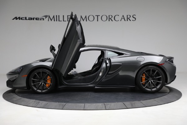Used 2020 McLaren 570S for sale Call for price at Maserati of Westport in Westport CT 06880 14