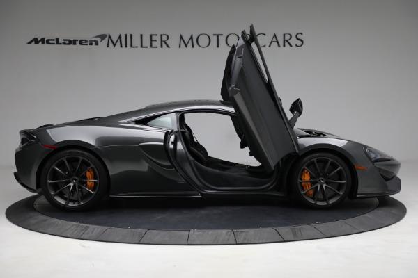 Used 2020 McLaren 570S for sale Call for price at Maserati of Westport in Westport CT 06880 18