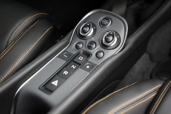 Used 2020 McLaren 570S for sale Call for price at Maserati of Westport in Westport CT 06880 27