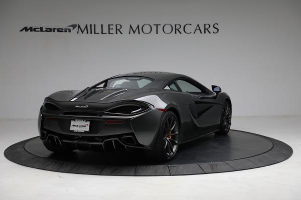 Used 2020 McLaren 570S for sale Call for price at Maserati of Westport in Westport CT 06880 7