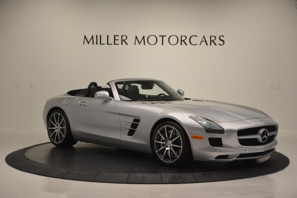 Used 2012 Mercedes Benz SLS AMG for sale Sold at Maserati of Westport in Westport CT 06880 10