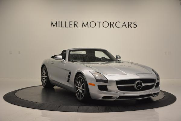 Used 2012 Mercedes Benz SLS AMG for sale Sold at Maserati of Westport in Westport CT 06880 11