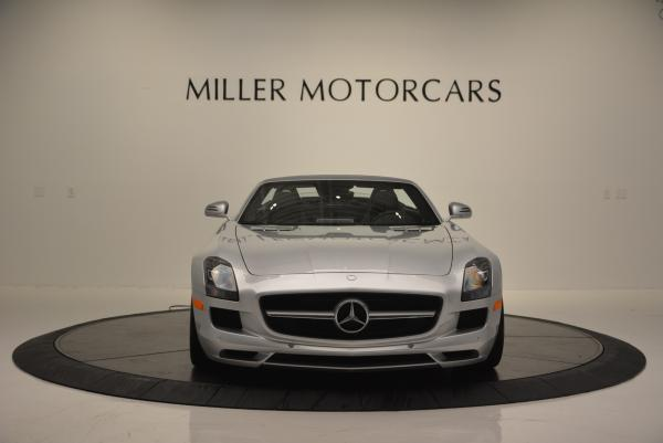 Used 2012 Mercedes Benz SLS AMG for sale Sold at Maserati of Westport in Westport CT 06880 12