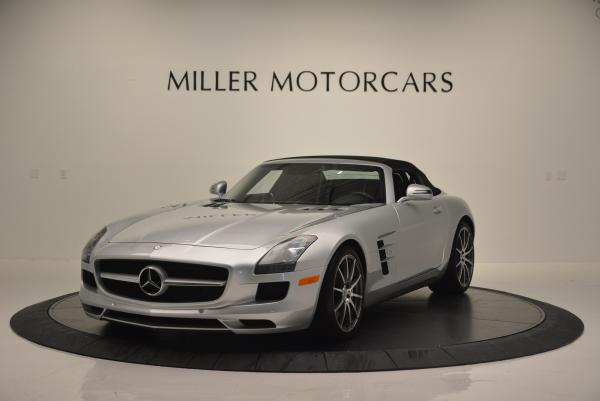 Used 2012 Mercedes Benz SLS AMG for sale Sold at Maserati of Westport in Westport CT 06880 13