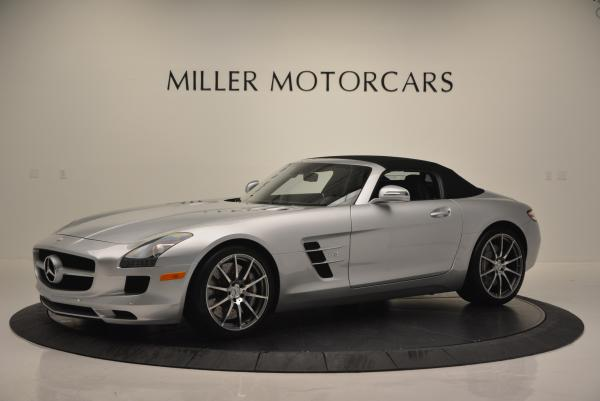 Used 2012 Mercedes Benz SLS AMG for sale Sold at Maserati of Westport in Westport CT 06880 14