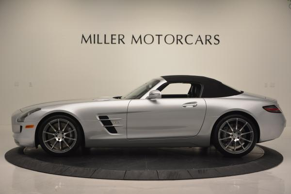 Used 2012 Mercedes Benz SLS AMG for sale Sold at Maserati of Westport in Westport CT 06880 15