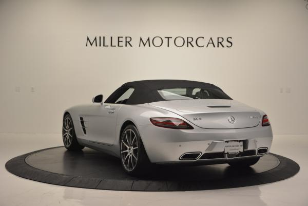 Used 2012 Mercedes Benz SLS AMG for sale Sold at Maserati of Westport in Westport CT 06880 16