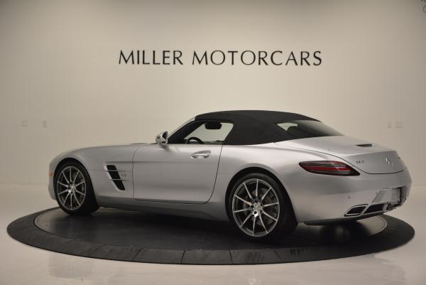 Used 2012 Mercedes Benz SLS AMG for sale Sold at Maserati of Westport in Westport CT 06880 17