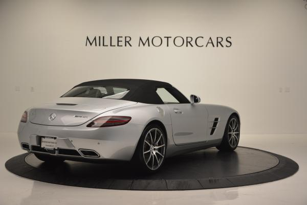 Used 2012 Mercedes Benz SLS AMG for sale Sold at Maserati of Westport in Westport CT 06880 19