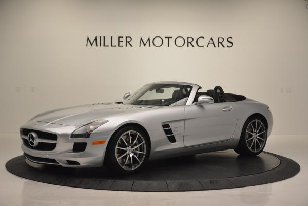 Used 2012 Mercedes Benz SLS AMG for sale Sold at Maserati of Westport in Westport CT 06880 2