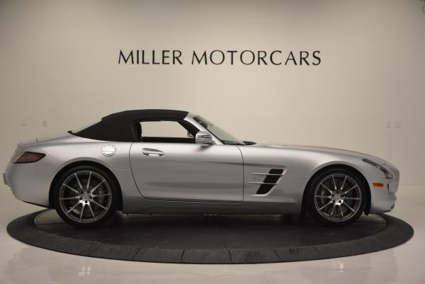 Used 2012 Mercedes Benz SLS AMG for sale Sold at Maserati of Westport in Westport CT 06880 21