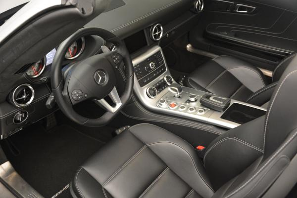 Used 2012 Mercedes Benz SLS AMG for sale Sold at Maserati of Westport in Westport CT 06880 24