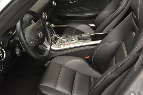 Used 2012 Mercedes Benz SLS AMG for sale Sold at Maserati of Westport in Westport CT 06880 25