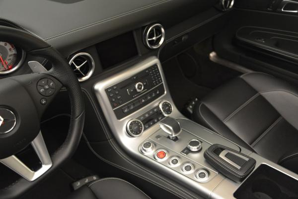 Used 2012 Mercedes Benz SLS AMG for sale Sold at Maserati of Westport in Westport CT 06880 27