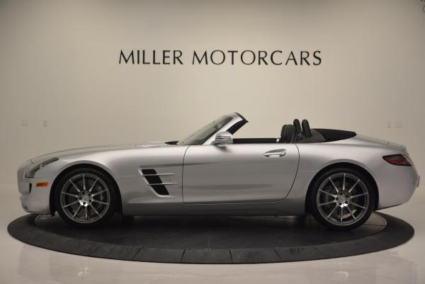 Used 2012 Mercedes Benz SLS AMG for sale Sold at Maserati of Westport in Westport CT 06880 3