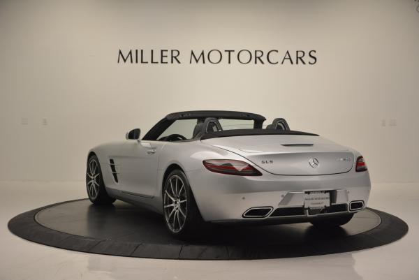 Used 2012 Mercedes Benz SLS AMG for sale Sold at Maserati of Westport in Westport CT 06880 5