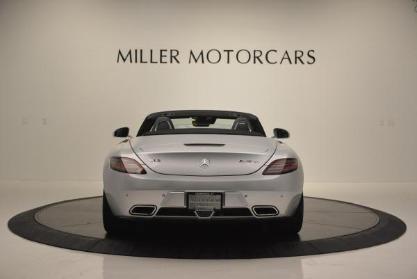 Used 2012 Mercedes Benz SLS AMG for sale Sold at Maserati of Westport in Westport CT 06880 6