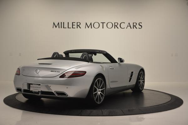 Used 2012 Mercedes Benz SLS AMG for sale Sold at Maserati of Westport in Westport CT 06880 7