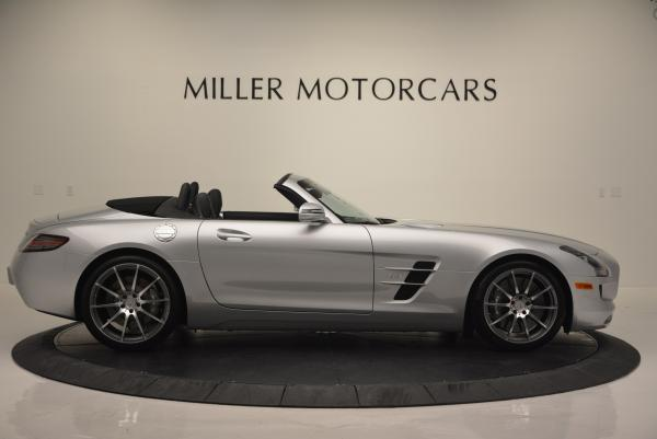 Used 2012 Mercedes Benz SLS AMG for sale Sold at Maserati of Westport in Westport CT 06880 9