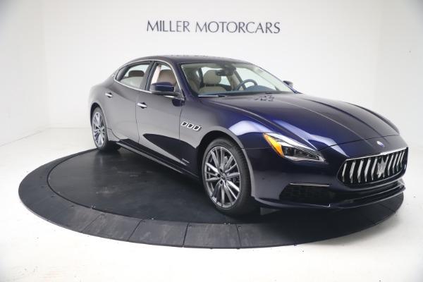 New 2021 Maserati Quattroporte S Q4 GranLusso for sale $126,149 at Maserati of Westport in Westport CT 06880 11
