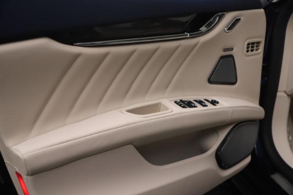 New 2021 Maserati Quattroporte S Q4 GranLusso for sale $126,149 at Maserati of Westport in Westport CT 06880 16