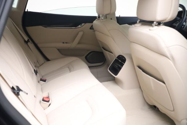 New 2021 Maserati Quattroporte S Q4 GranLusso for sale $126,149 at Maserati of Westport in Westport CT 06880 21